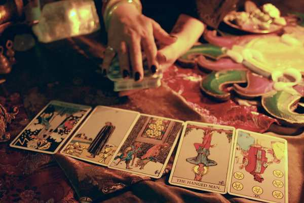 What is Tarot reading, and how does it work?